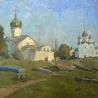 Старовойтов В.Н. «Этюд с лодками. Псков»