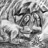 Александр Арсененко. «Пикник под дождём»