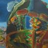 Виктор Серов. «Осень на берегу»