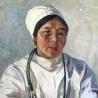 Иван Рыбачук. «Портрет медсестры Шебеко»
