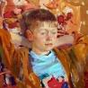 Евгений Макеев. «Портрет сына»