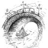 Дриго Е.Ю. «Бумажный кораблик», программка к спектаклю «Тэффи»