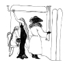 Евгения Дриго. «В троллейбусе»