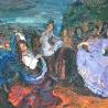 Антонова Л.А. Дипломная работа: «Цыганская пляска»
