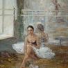 Мирошникова Ю.К. Дипломная работа: «Юная балерина»