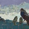 Светлана Марусова. «Композиция. Птицы»