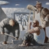 Константин Максимов. «Композиция. Рабочие»