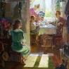 Медведев В. Дипломная работа: «Семья»