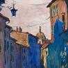 Анна Голованова (4 курс). «Переулок Флоренции»