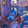 Анна Голованова (4 курс). «Венецианский переулок»