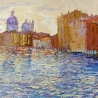 Анастасия Медведева (4 курс). «Венеция вечером»