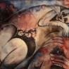 Гутник И.А. «Автопортрет с кровью»