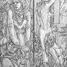 В.Ю. Пичуев. «Иллюстрация к книге Гамаюн Лала, Леля жива»
