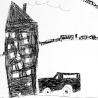 Артём Тимофеев. «В городе» (6 лет)
