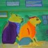 Миша Лесик. «Коты и мышки» (10 лет)