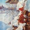 Косенко Виктория. «Калина зимой»