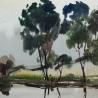 Тимофей Кушнарёв. «Деревья после дождя»
