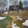 Виталий Медведев. «Поздняя весна»