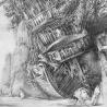 Олег Подскочин. Серия «Иллюстрации Олега Подскочина к ненаписанным стихам Олега Подскочина из несуществующего цикла Шэньчжэньская осень»