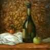 Архипова Е. «Бутылка и сухой букет»
