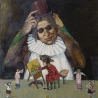 Козьмина Л. «Двойной портрет художников»