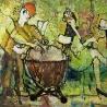 Владимир Старовойтов. «Большой барабан и скрипка»