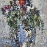 Вениамин Гончаренко. «Ваза с цветами»