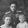 Геннадий, Антонина и Валерий Ненаживины