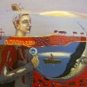 Лилия Зинатулина. «Месяц в траве»