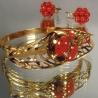 Лилия Зинатулина. «Браслет, серьги, кольцо»