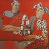 Лилия Зинатулина. «Карточный домик»