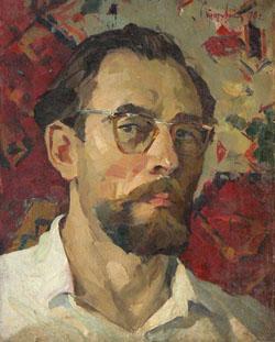 Старовойтов В.Н. «Автопортрет»