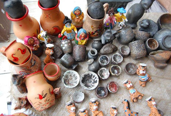АНО «Благое дело». Выставка керамики, 3 — 30 декабря 2010 года