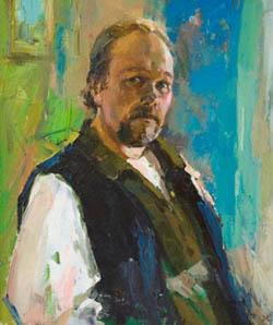 Виталий Медведев. «Автопортрет»